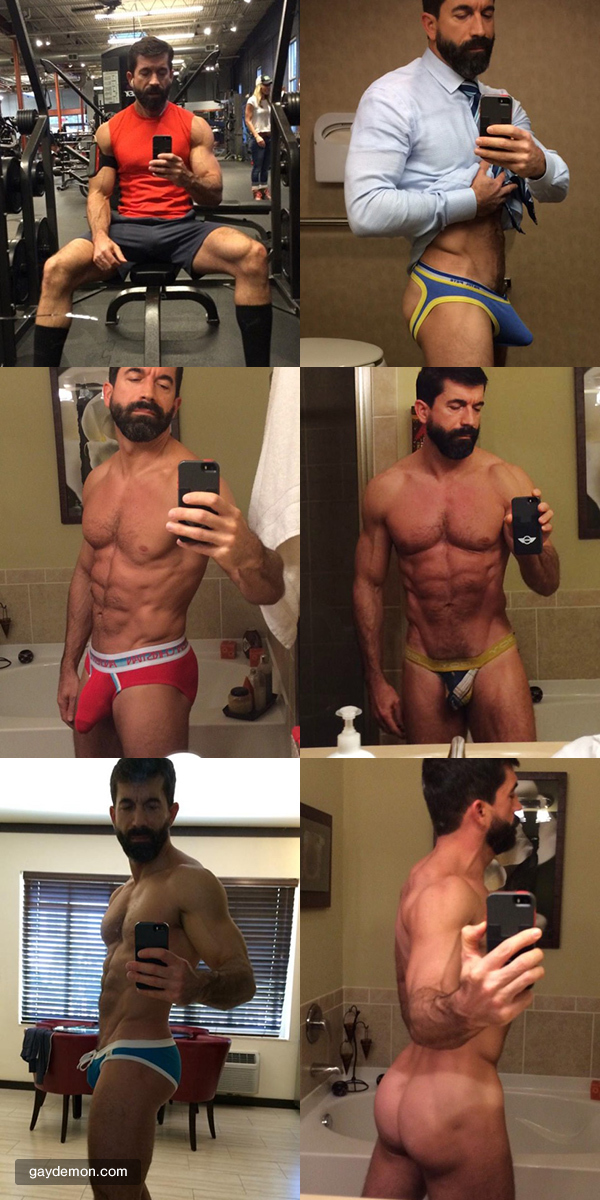 Top #Selfies of the Week: Bearded Miracle