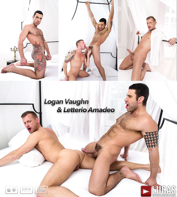 Logan Vaughn and Letterio Amadeo Flip Flop Bare