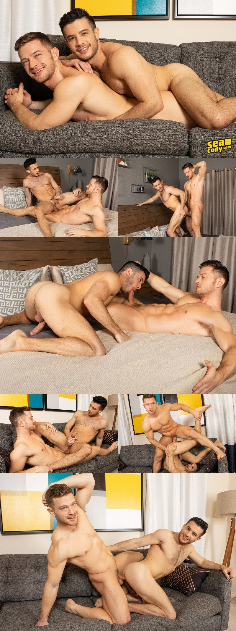Is This The Best Sean Cody Fuck Scene of 2019?