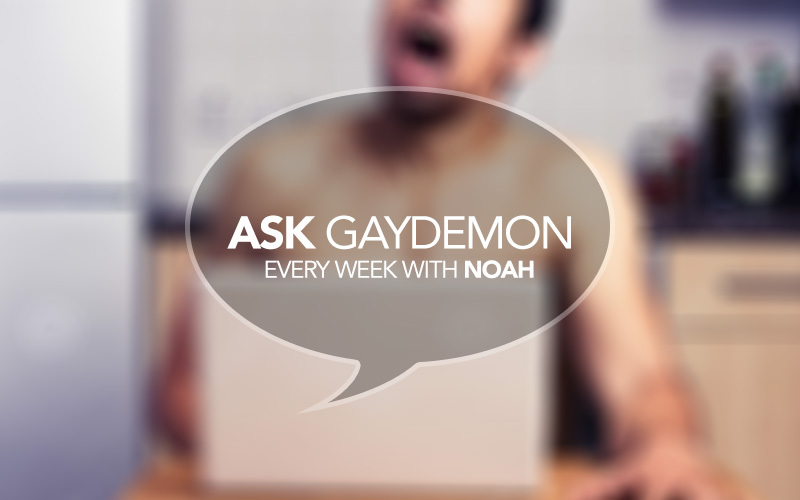 Ask GayDemon: Masturbation Math
