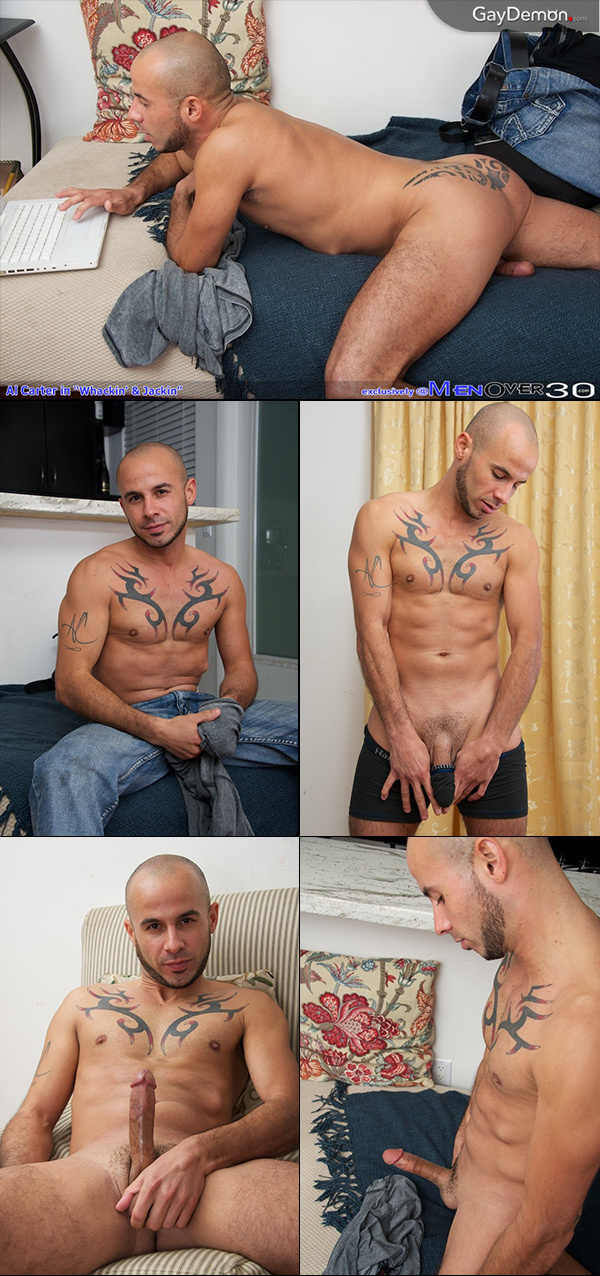 Sexy Bald New Yorker