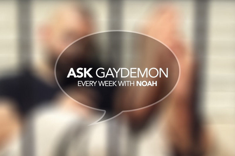 Ask GayDemon: Toes vs. Hole