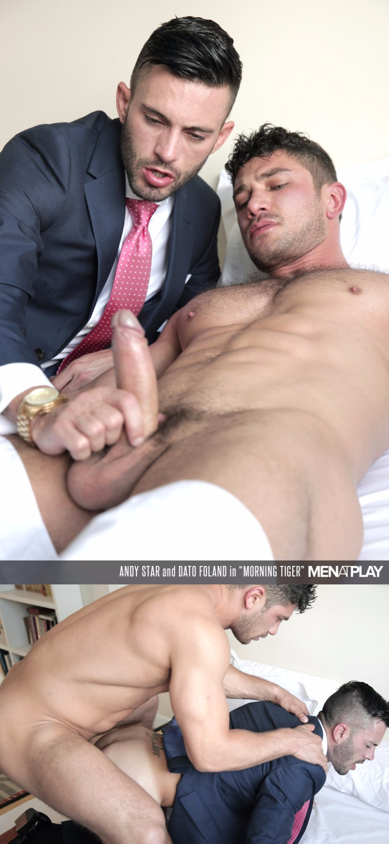 """Is """"Morning, Tiger"""" Men at Play's Best Scene Ever?"""