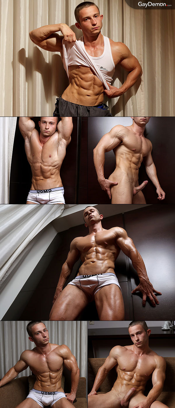 Gorgeous Muscle Physique