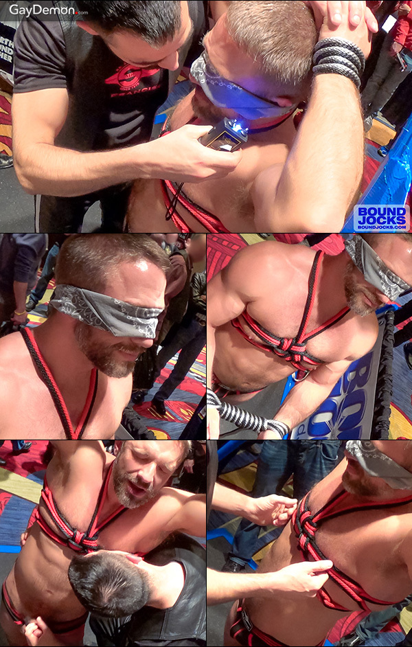 Edging & Teasing Dirk Caber