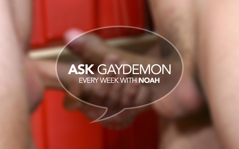 Ask GayDemon: Top vs. Top