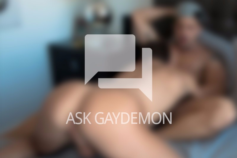 Ask GayDemon: Hole in One