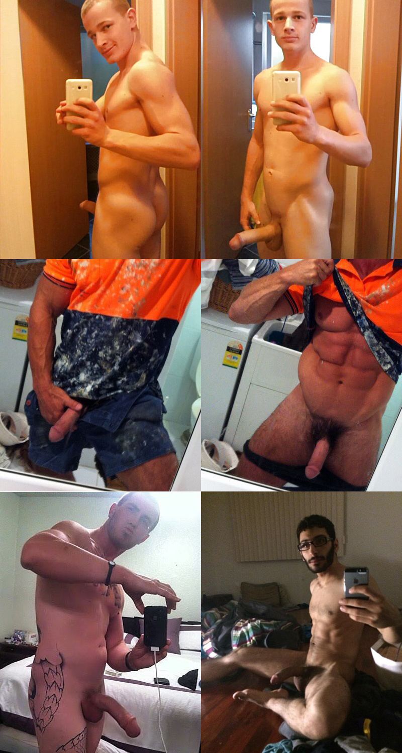 Top #Selfies of the Week: Dick Party