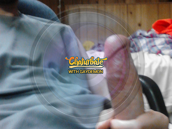 Chaturbate with GayDemon: Shameless