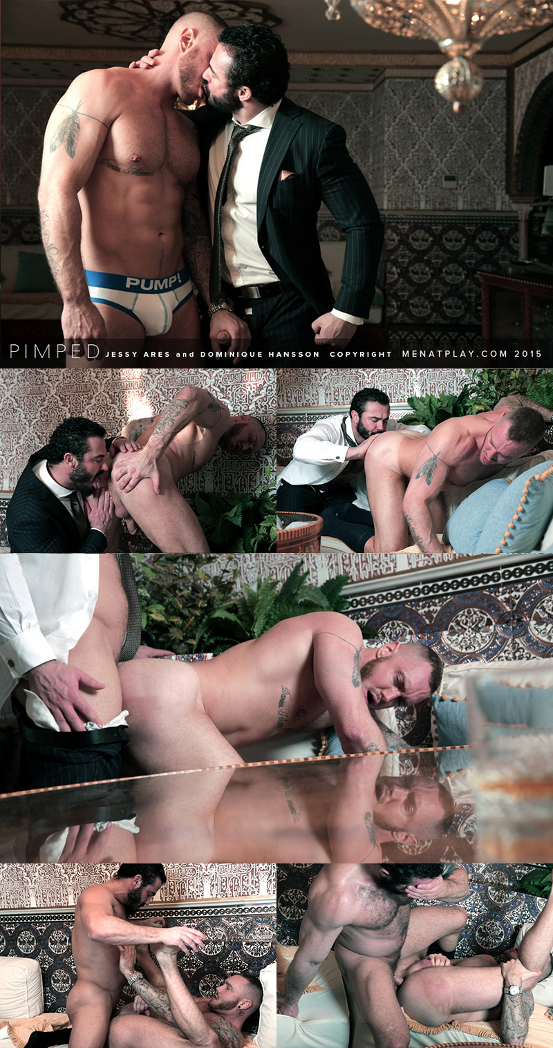 Jessy Ares & Newcomer Dominique Hansson