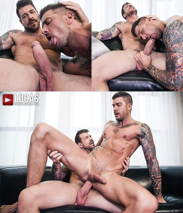 Rocco Steele Lets Dolf Dietrich Do All the Work