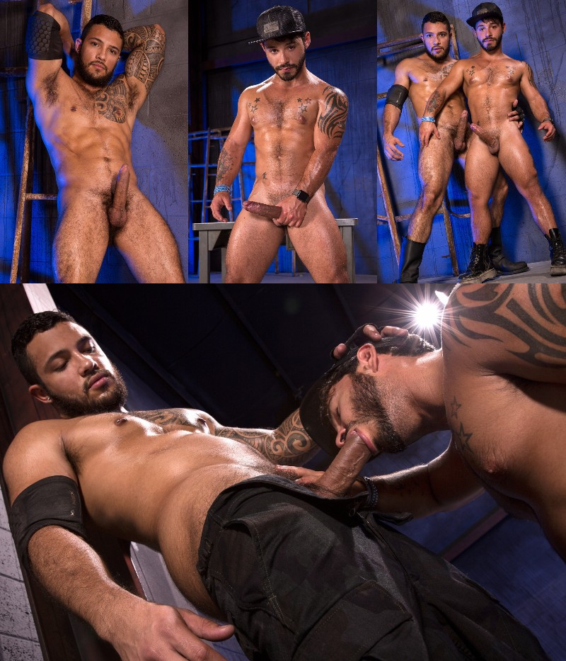"Ryan Cruz Fucks Rafael Lords in ""Wasteland"""