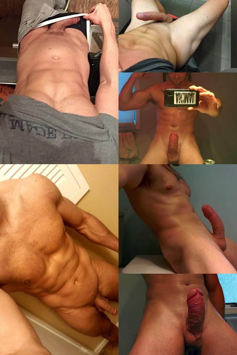 Top #Selfies of the Week: Party-Sized Cock