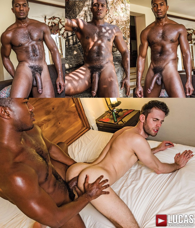 Sean Xavier Debuts in First Bareback Scene