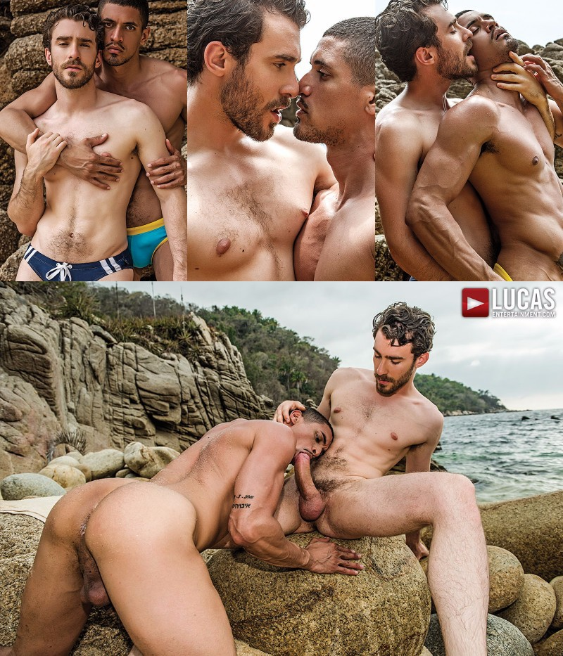 """Beach Blanket Bareback"" with Philip Zyos and Ibrahim Moreno"