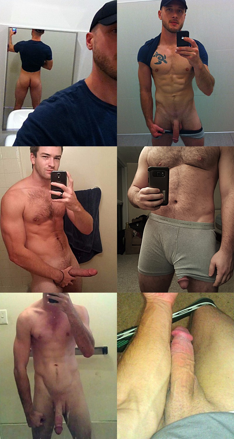 Top #Selfies of the Week: Dick and Ass