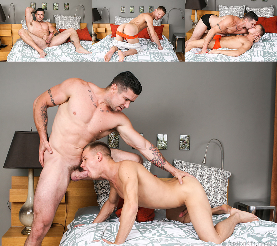 Trenton Ducati Fucks Joseph Rough