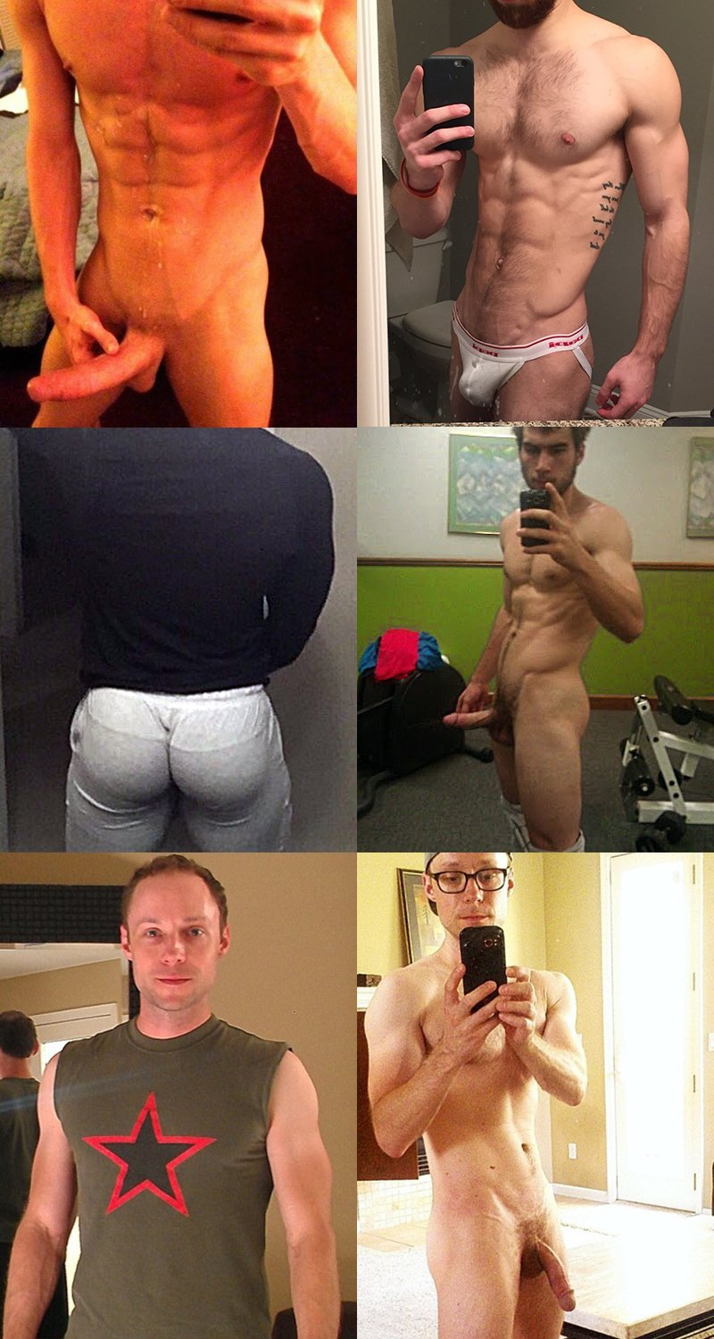 Top #Selfies of the Week: Juicy Jocks