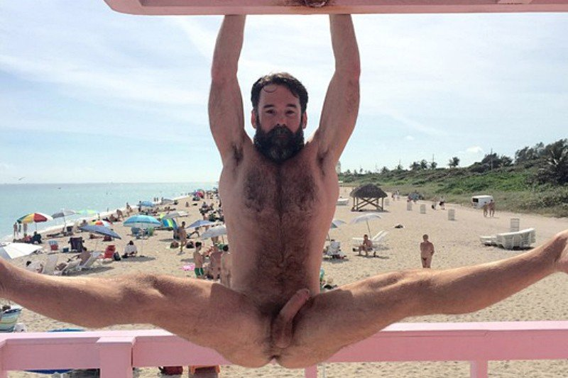 Public Exposure: Crazy Naked Fun