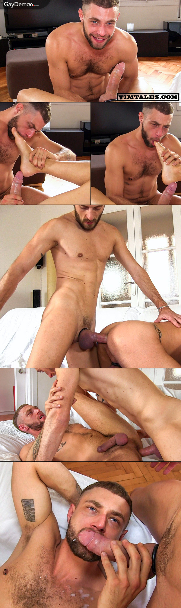 Cock Pig Alessandro Pounded