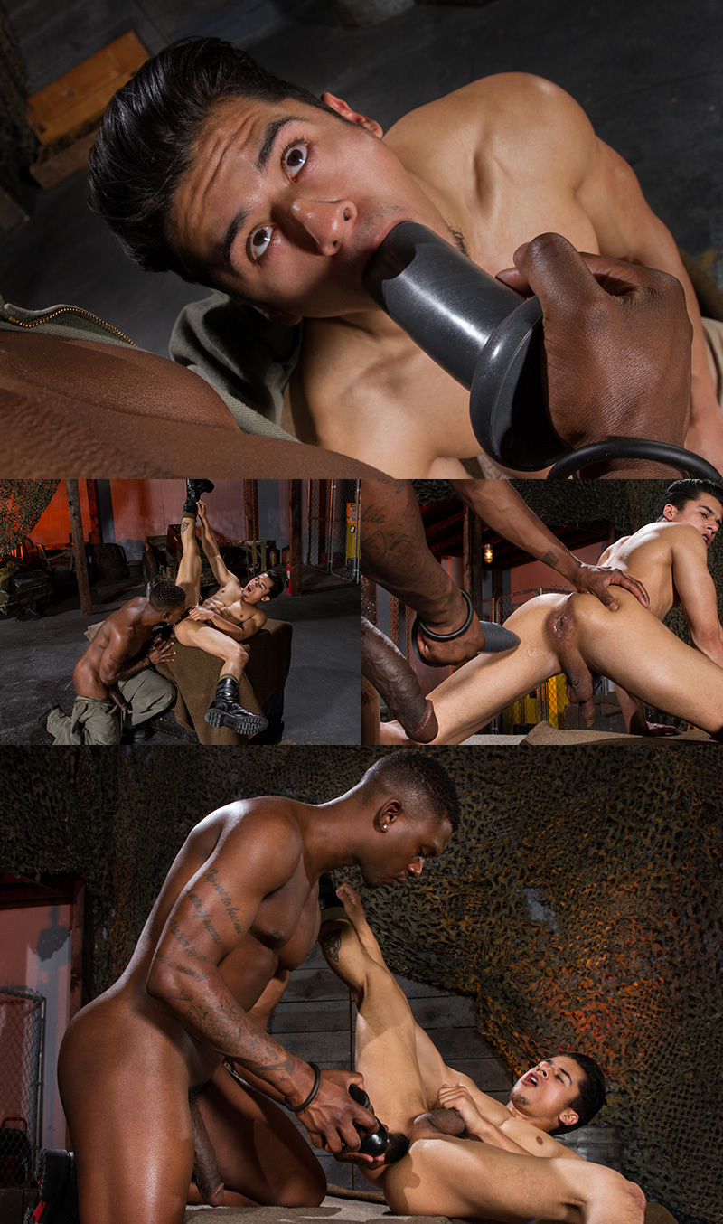 Krave Moore & Armond Rizzo's Assplay Session