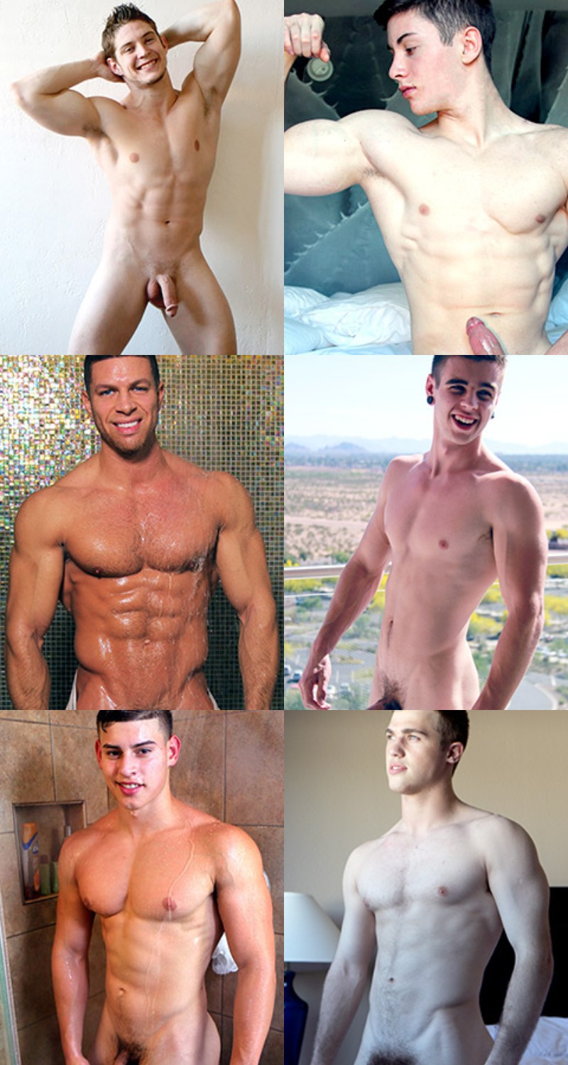 Spend Six Months With Gay Hoopla's Hottest Guys