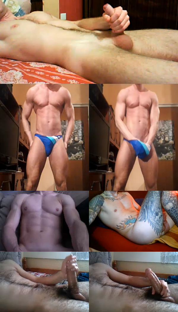 Chaturbate with GayDemon: Masturbation Party