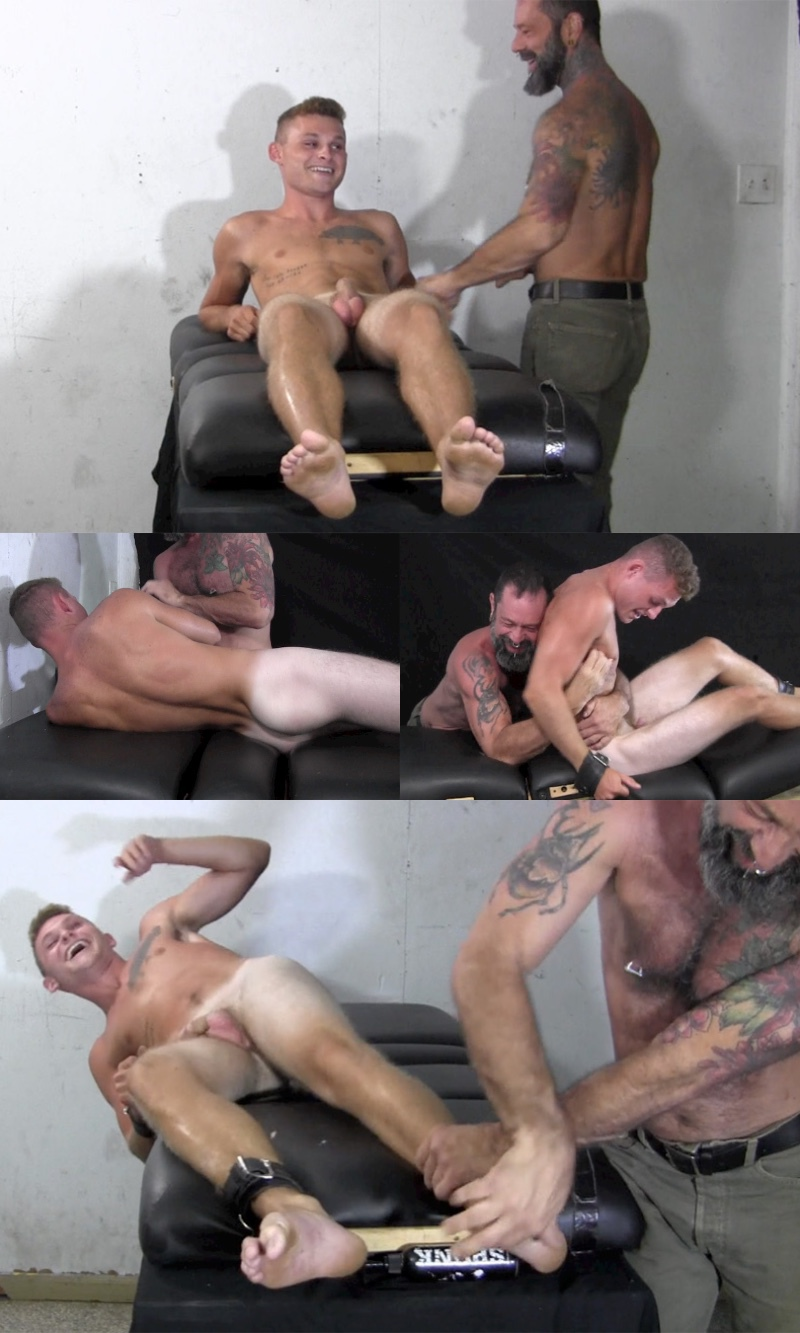 Ryan Tripp's Tickle Torture