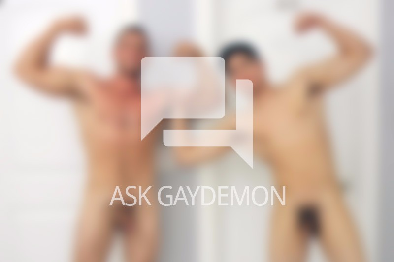 Ask GayDemon: Totally Not Fat