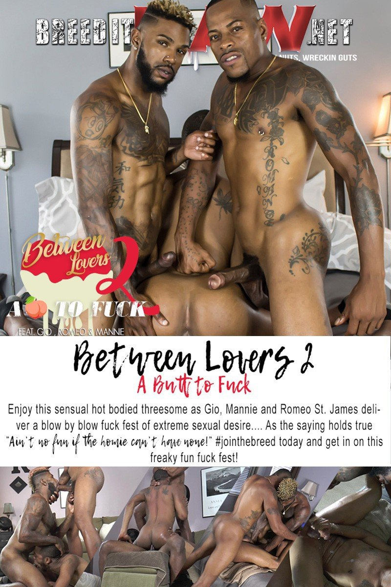Between Lovers 2: A Butt To Fuck