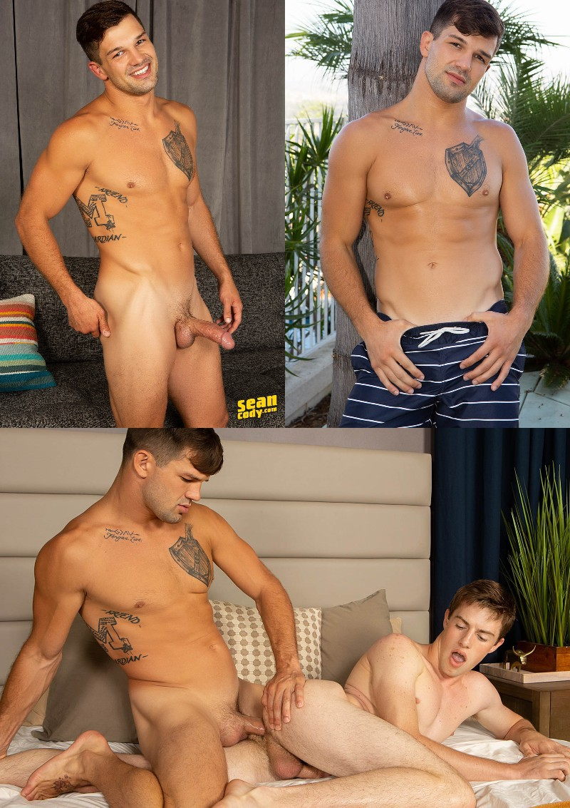 Brysen Films Comeback Video for Sean Cody Three Months After Retirement