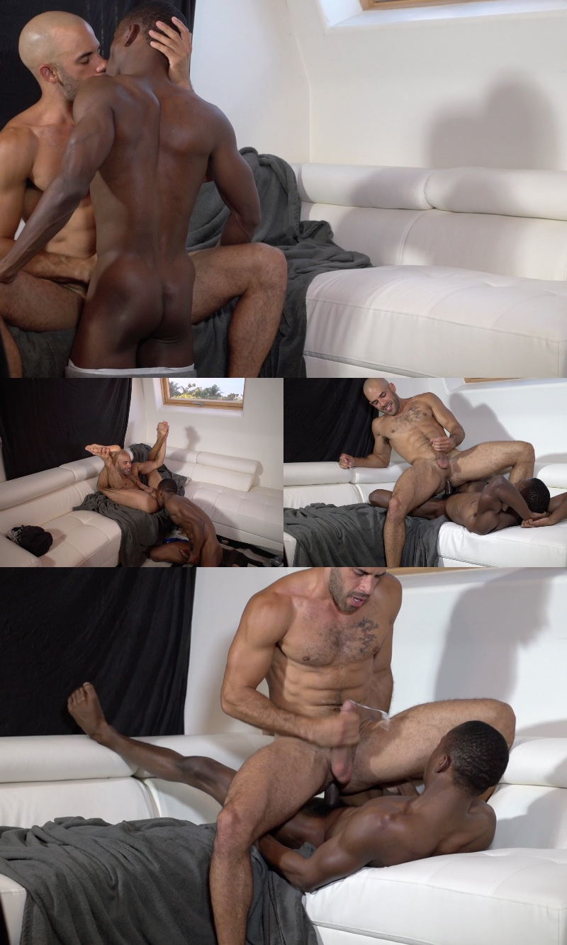 Austin Wilde Takes It Raw