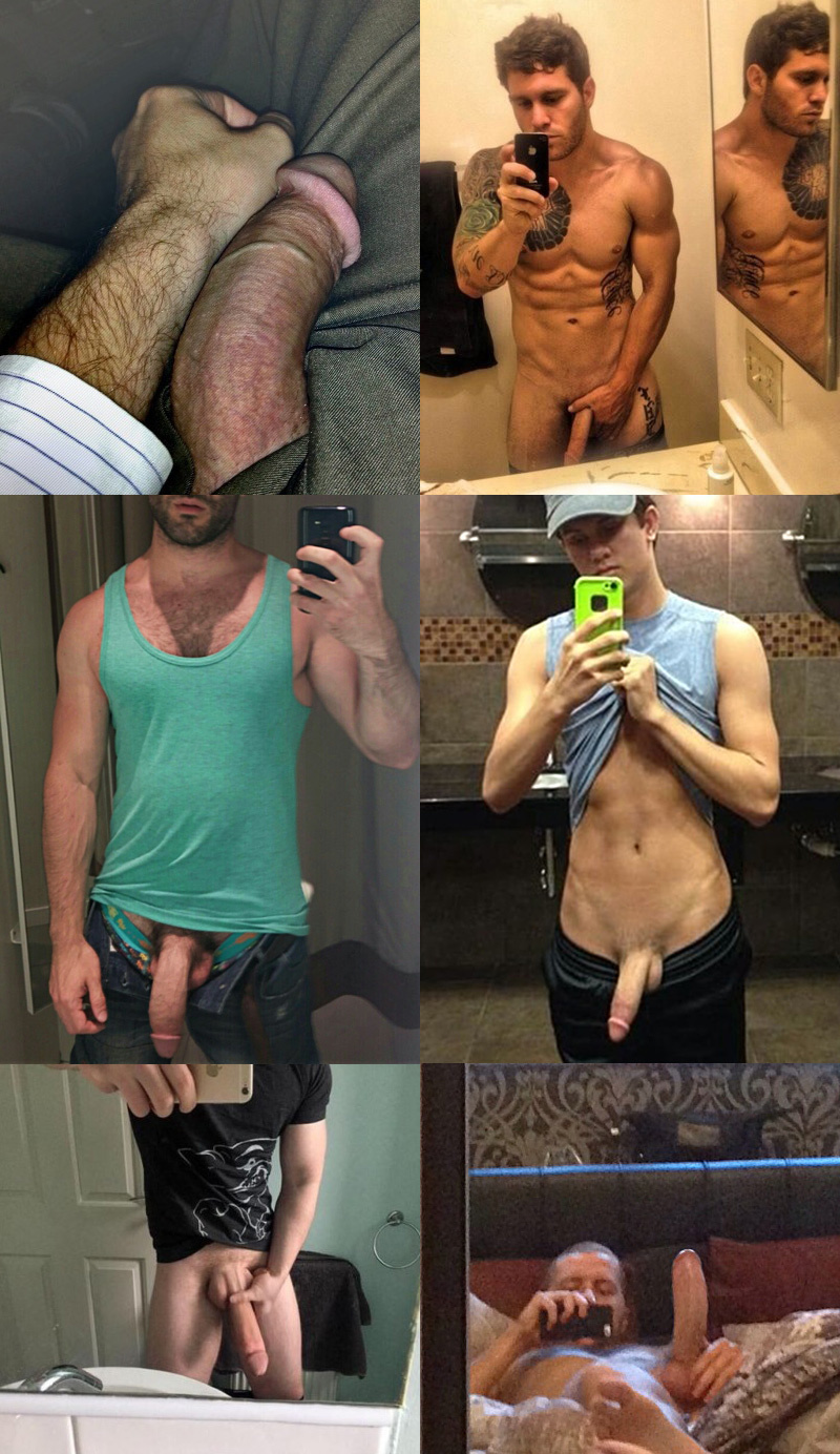 Top #Selfies of the Week: Dude Cock