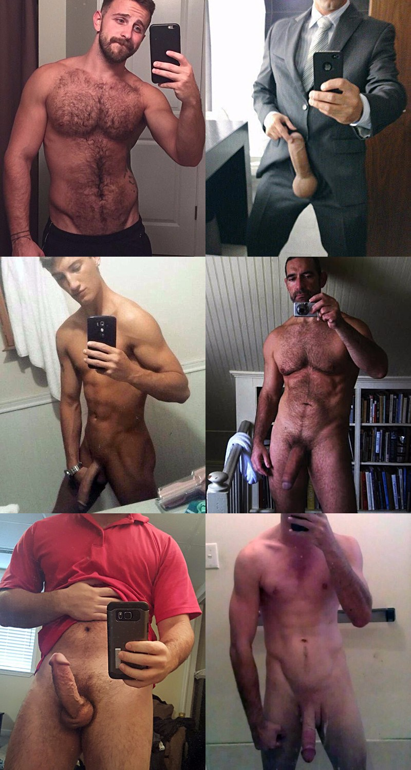 Top #Selfies of the Week: Long and Thick and Yum