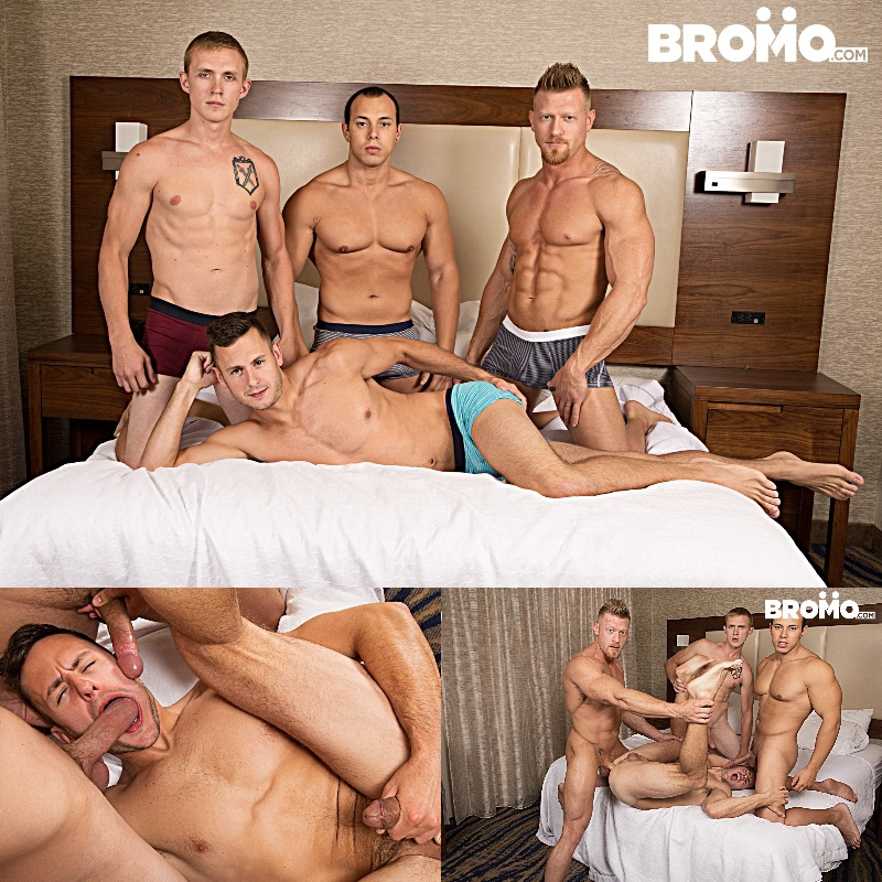 Bromo: He Likes It Rough & Raw Volume 2, Part 4