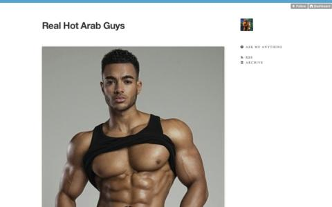 Real Hot Arab Guys