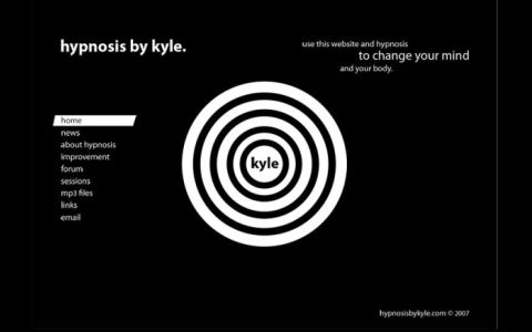 Hypnosis by Kyle