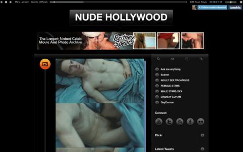 Nude Hollywood