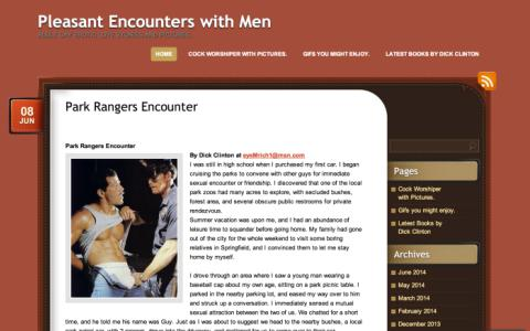 Pleasant Encounters with Men