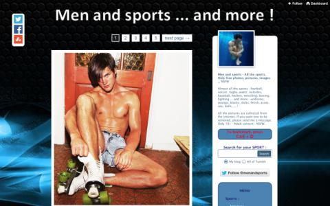 Men and Sports