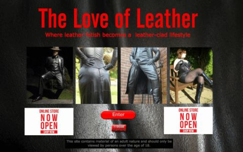 The Love of Leather