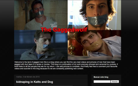 The Gagged Wolf