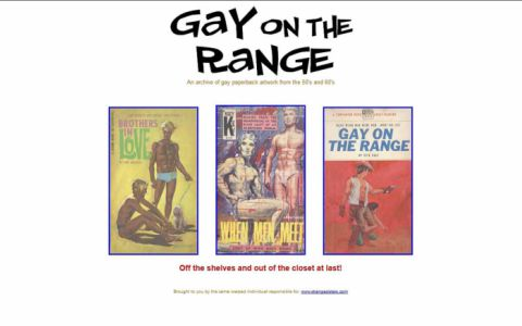 Gay On The Range
