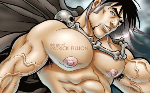The Art of Patrick Fillion