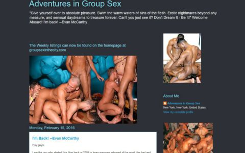 New york group sex and orgy listings
