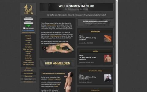Der Gay-SM-Club