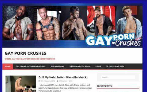Gay Porn Crushes