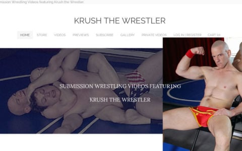 Krush the Wrestler