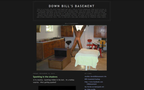 Down Bill's Basement