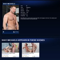 member area screenshot from Hot Dads Hot Lads